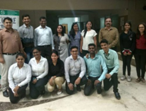 Campus placement Drive by Tata Consultancy Services