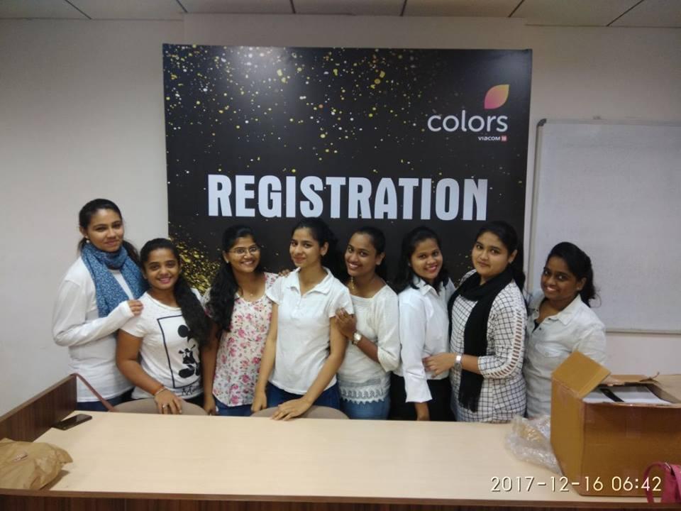 COLORS TV program Rising Star at HK Campus – Oriental Education Society