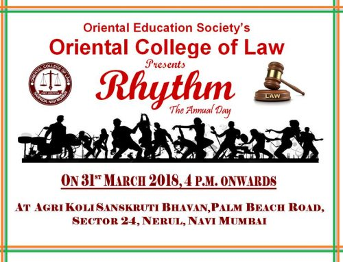 Annual Day – Rhythm -2018