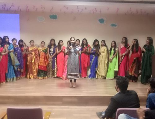 International Women's day was celebrated with great zeal and enthusiasm at Oriental Institute of Management Vashi