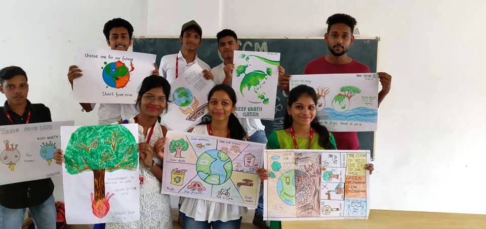environment awareness poster making competition
