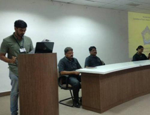 "H.K. College of Pharmacy successfully Completed the Seminar of ""Jagrut Mumbaikar"" 
